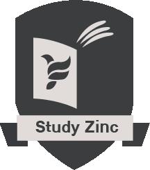 Study Zinc